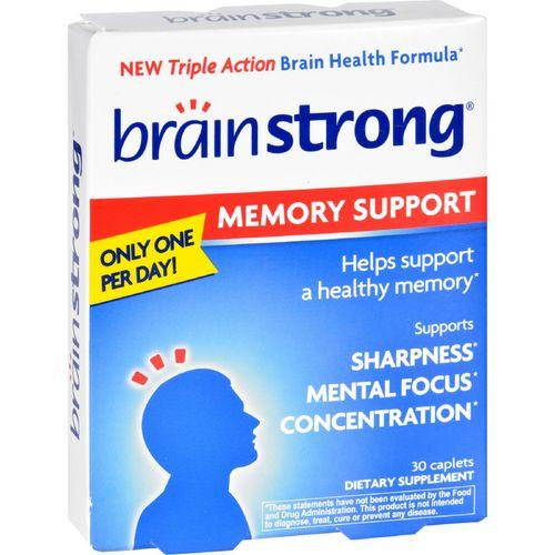 BrainStrong Memory Support  30 Capsules