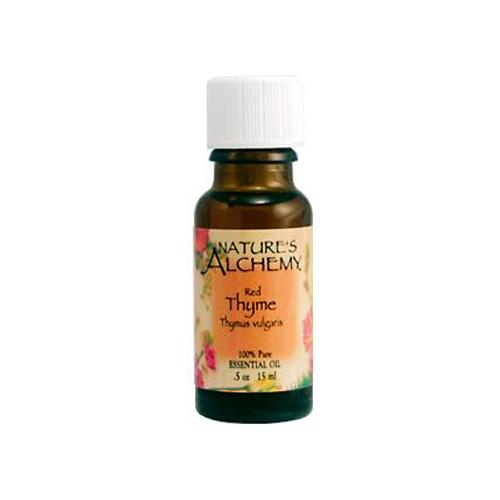 Nature's Alchemy 100% Pure Essential Oil Red Thyme (0.5 fl Oz)