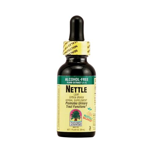 Nature's Answer Nettle Leaf (Alcohol Free 1 fl Oz)