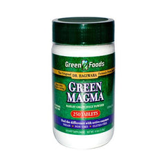 Green Foods Dr Hagiwara Green Magma Barley Grass Juice Powder (1x250 Tablets)