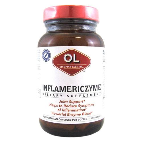 Olympian Labs Inflameric Zyme (60 Veg Capsules)
