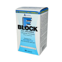 Absolute Nutrition FBlock Fat Absorber (1x90 Caps)