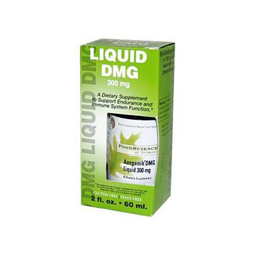 FoodScience of Vermont Liquid DMG 300 mg (1x2 fl Oz)