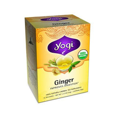 Yogi Ginger Tea (1x16 Bag)