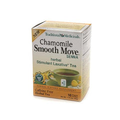 Traditional Medicinals Chamomile Smooth Move (1x16 Bag)