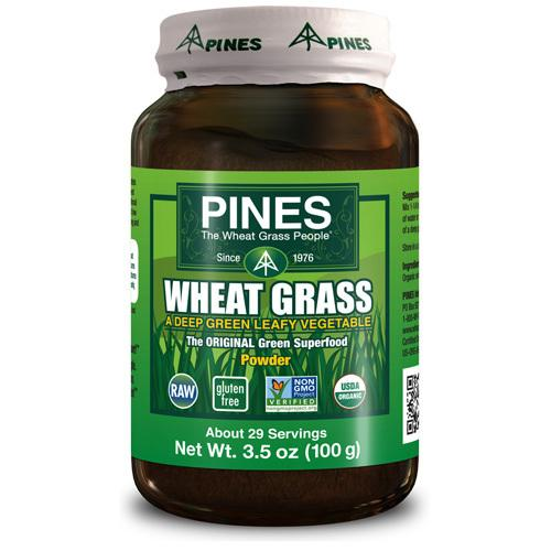 Pines International Wheat Grass Powder 3.5 Oz