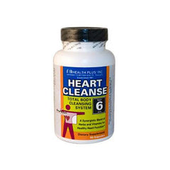 Health Plus Heart Cleanse Total Body Cleansing System (90 Capsules)