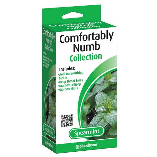 Comfortably Numb Pleasure Kit - Spearmint