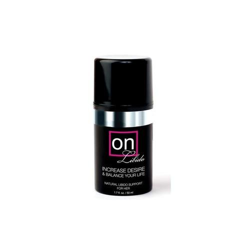 On Natural Libido For Her - 1.7 oz.