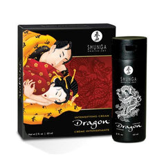 Shunga Dragon Virility Cream - 2 oz