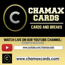 Load image into Gallery viewer, 2019 TOPPS CHROME BASEBALL JUMBO 4 BOX (HALF CASE) BREAK #A336 - PICK YOUR TEAM