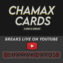 Load image into Gallery viewer, 2020 BOWMAN CHROME BASEBALL 6 BOX (HALF CASE) BREAK #A943 - PICK YOUR TEAM