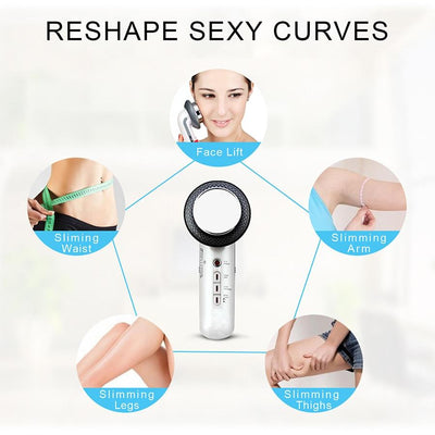 Ultrasonic Cavitation Slimming Fat And Cellulite Remover Machine