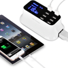 Smart 8-Port USB Charger - Charge Faster and Smarter