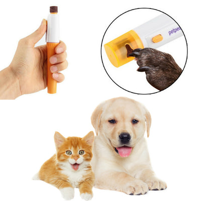 Premium Painless Dog Nail Clippers