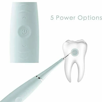 Electric Dental Calculus Plaque Remover Tooth Scraper
