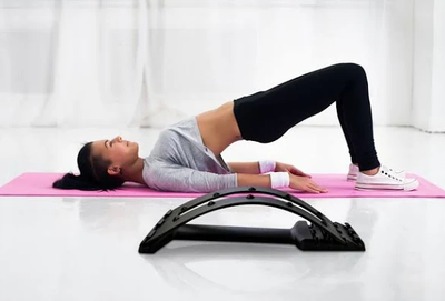Lumbar Relief Back Stretcher Pro