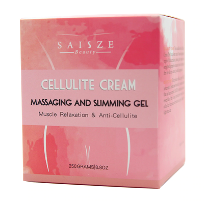 Saisze Hot Cream Cellulite Treatment - 8.8oz. White
