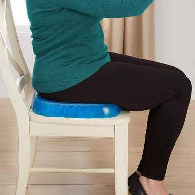Egg Gel Seat Cushion For Lower Back Pain