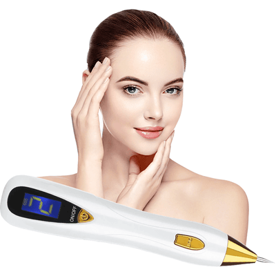 YOOMING Laser Freckle Removal Machine Skin Mole Removal Dark Spot Remover for Face Wart Tag Tattoo Removal Pen