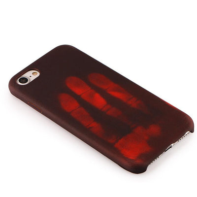 iPhone Physical Thermal Sensor Discoloration Case
