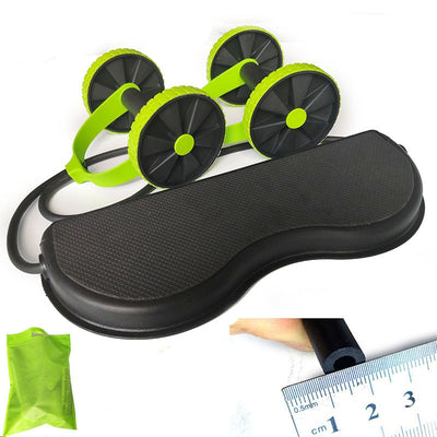 Ab Roller Multifunction Exercise Equipment For Abdominal, Arms, Waist, Legs and Back