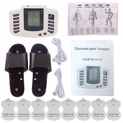 Tens Unit Tens Massager Electrical Stimulation Muscle Therapy KIT