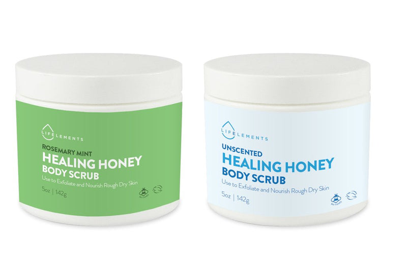 Why we created our new Healing Honey Body Scrub