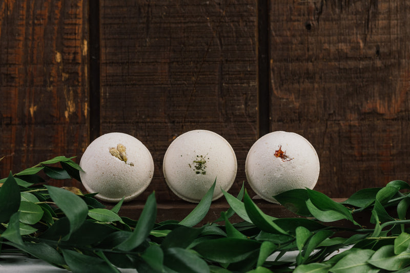 Vegan, Plant-Based CBD Bath Bombs are Here