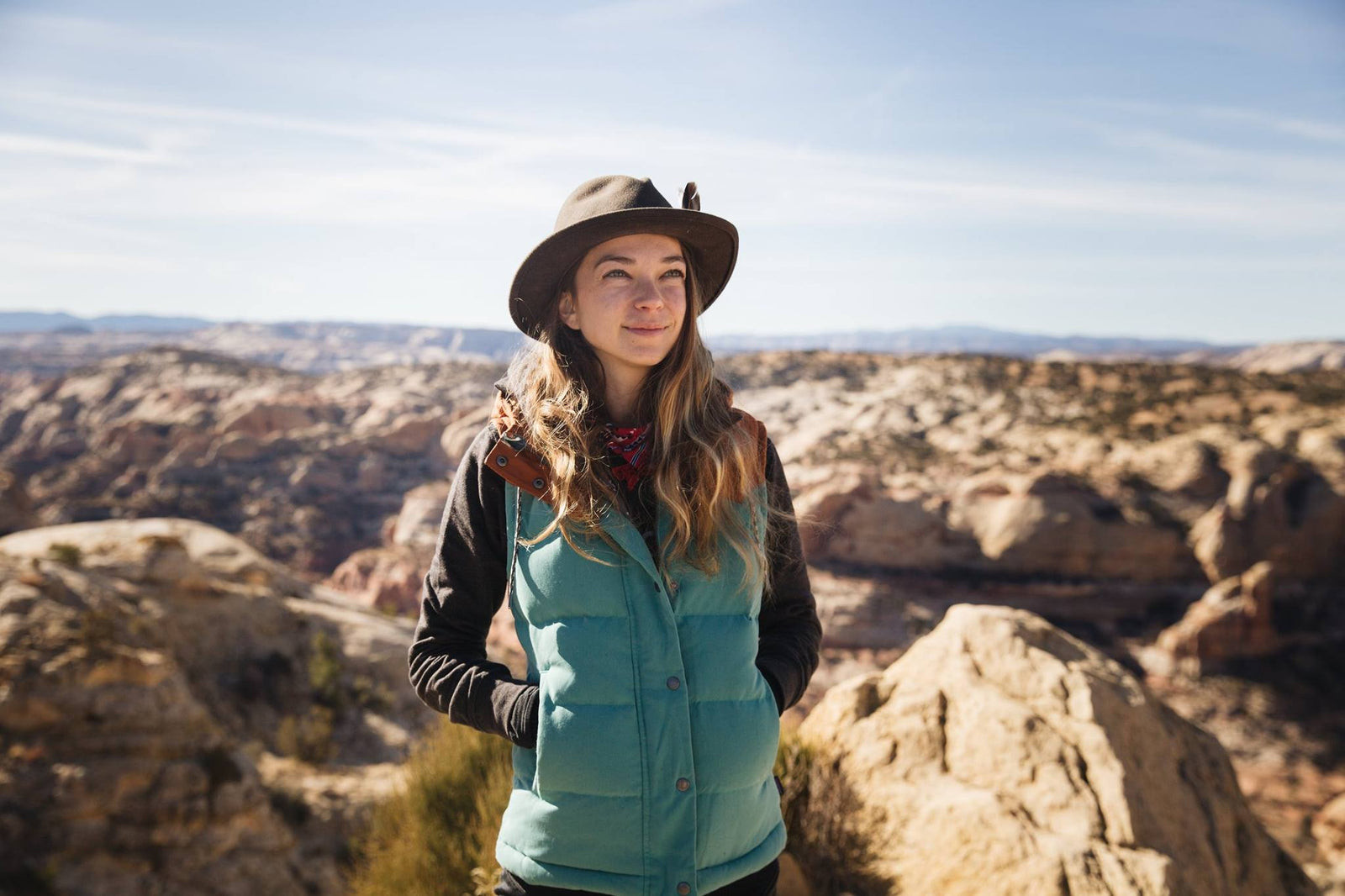 """Adventure Often, Take Care, and Do Good.""  — Katie Boué, Life Elements Ambassador"