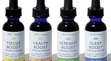 Tinctures...But not just any tinctures.