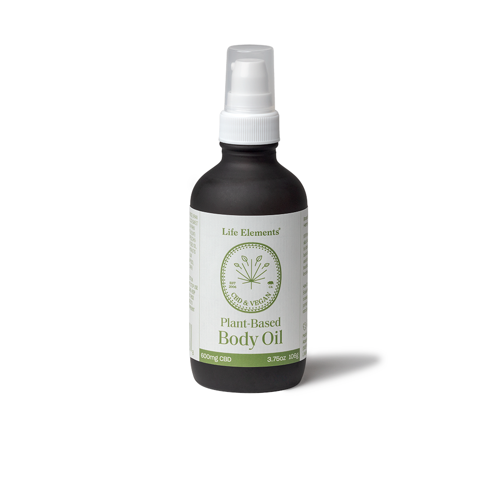 CBD and Tepezcohuite Body Oil