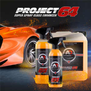 PROJECT 64 Ragyogás Fokozó Wax Spray