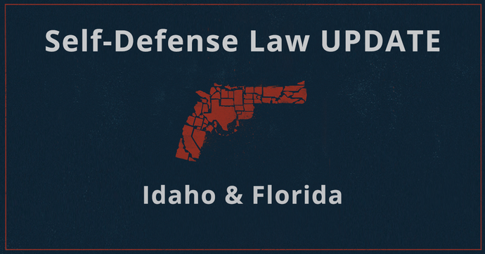 Self-Defense Law UPDATE
