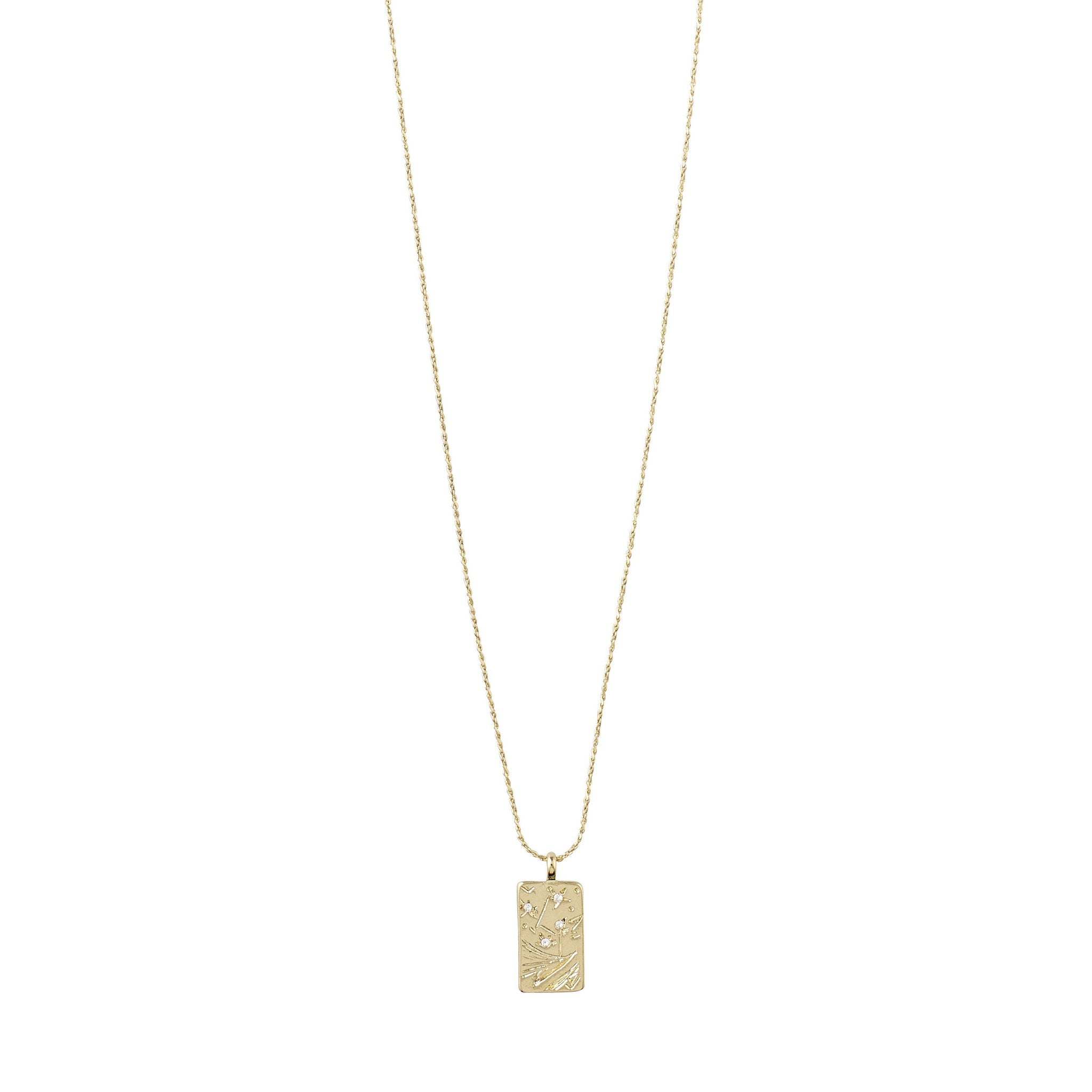 Gracefulness Necklace Gold
