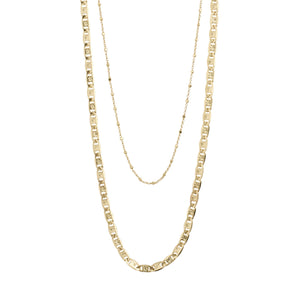 Intuition Necklace Gold