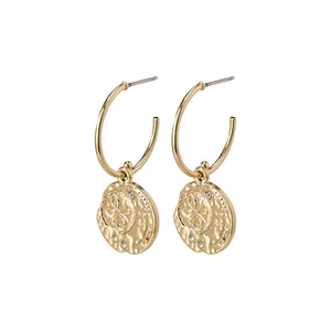 Warmth Earring Gold