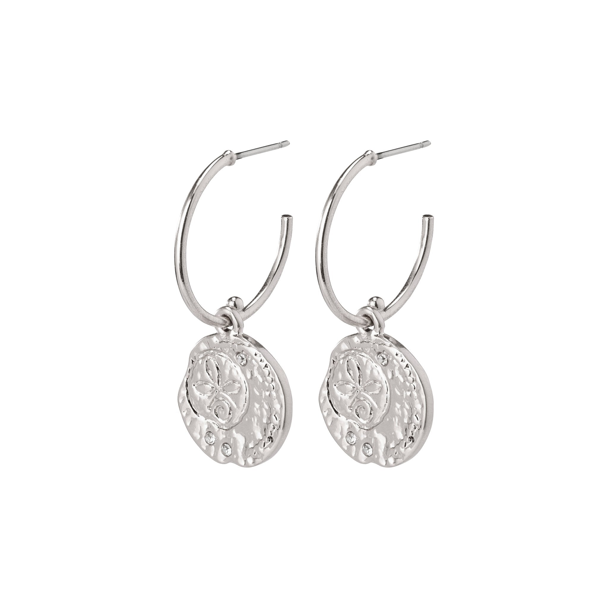 Warmth Earring Silver