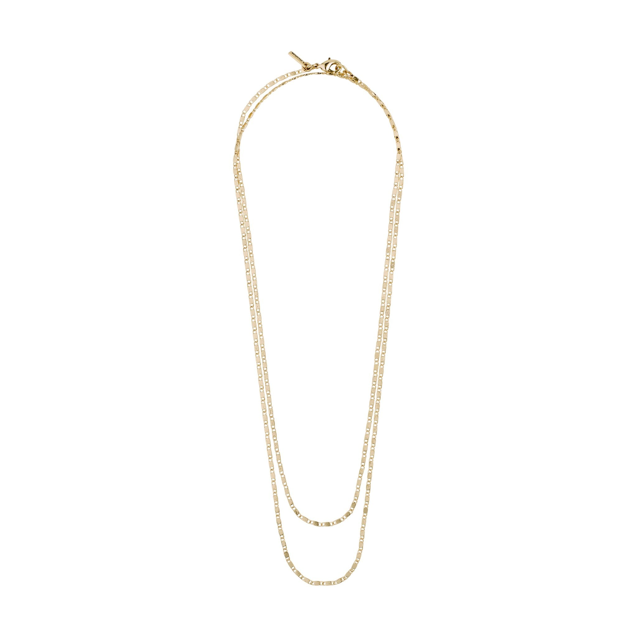 Parisa Necklace - Gold Plated