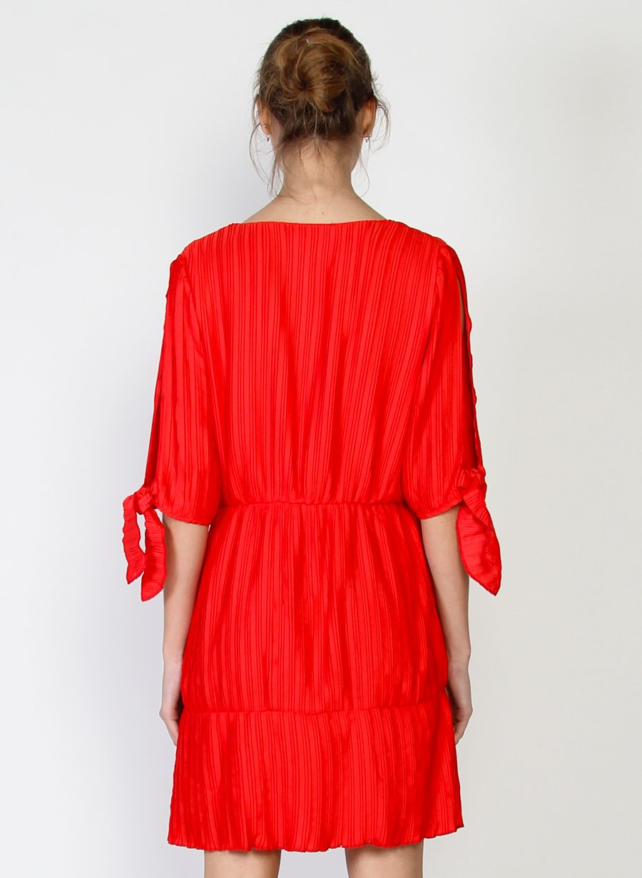 Liberty Dress Red