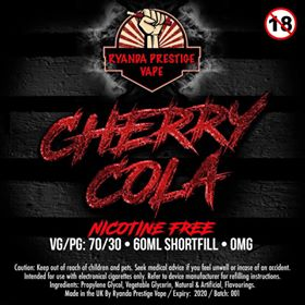CHERRY COLA 120ml RTM