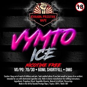 VYMTO ICE 120ml RTM