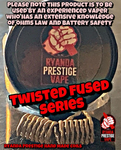 Twisted Fused Series Coils