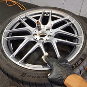 Wheel Coat Kit