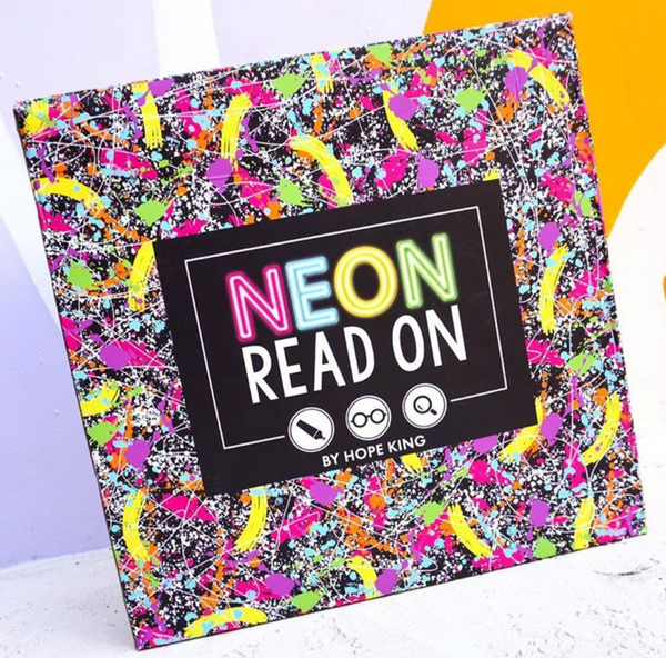 Neon Read On Kit