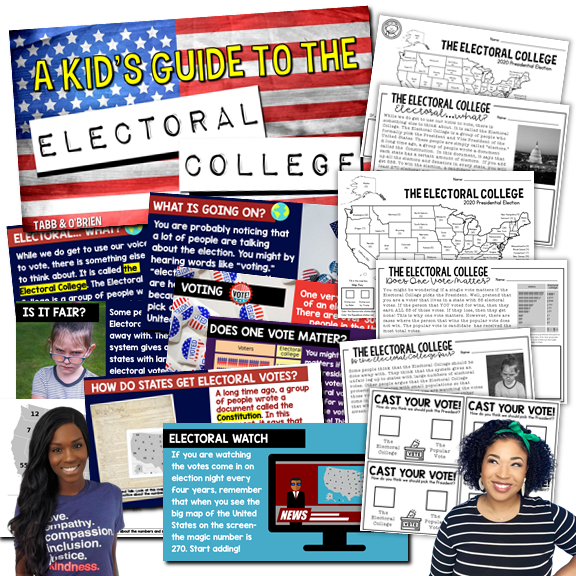 A Kid's Guide to the Electoral College