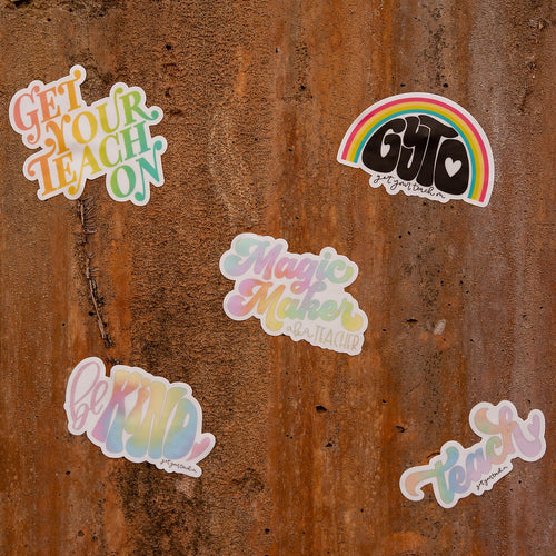 GYTO Sticker Set