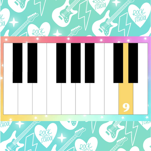 RYS Piano Activity by Sarah Dlouhy