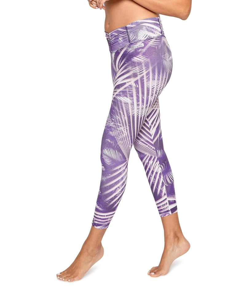 Violet Dream Mid Calf Legging