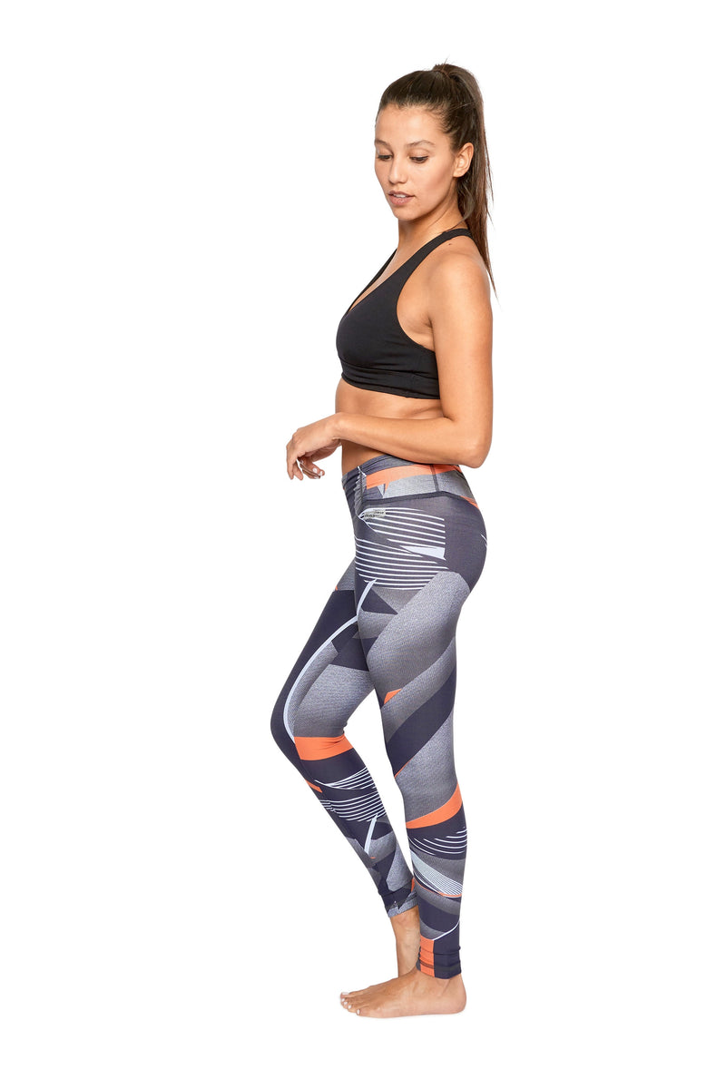 Full Length Legging Geo